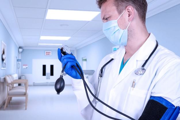 Concept médical pour la prévention des maladies cardiovasculaires.