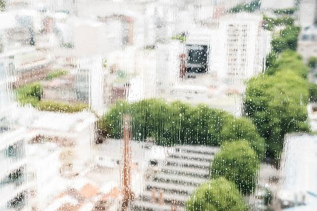 Concept de nettoyage de vitres