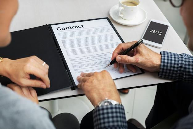 Concept de personnes business communication connection