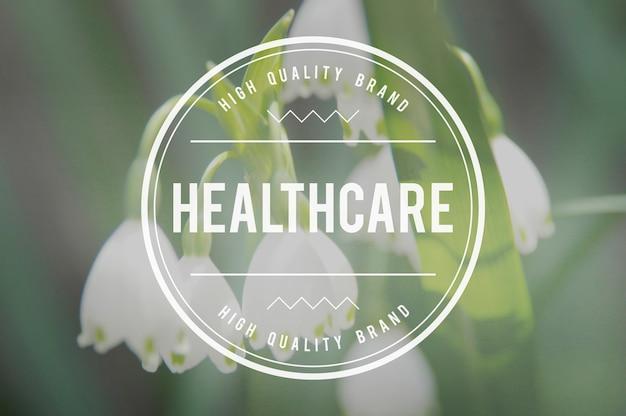 Concept de prévention physique de la maladie médicale de soins de santé