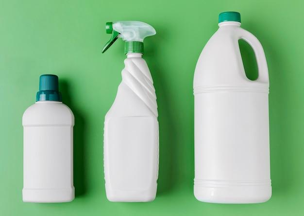 Concept de produits écologiques avec espace copie