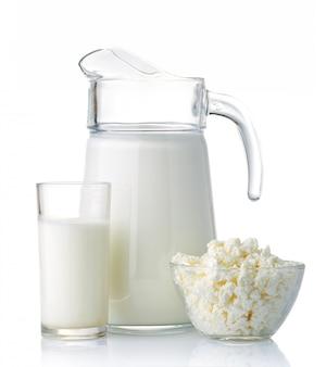 Concept de produits laitiers et protéinés