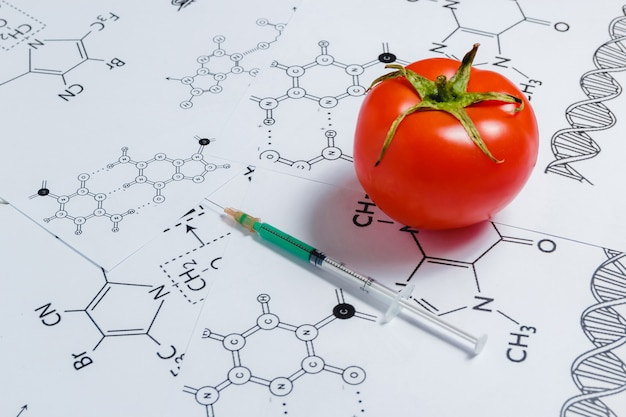 Concept de produits non naturels