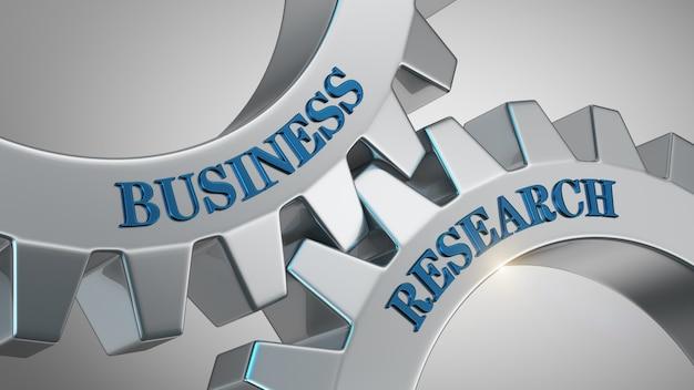 Concept de recherche d'entreprise
