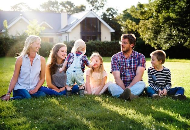 Concept de relaxation du regroupement familial