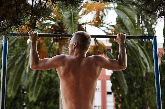 Concept de remise en forme, sport, exercice, entraînement et style de vie