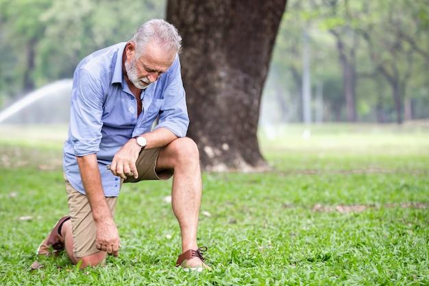 Concept de santé personnes âgées