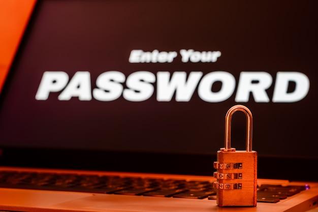 Concept de sécurité des informations informatiques et de protection des données