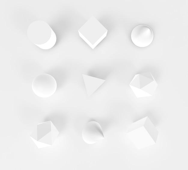Concept simple illustration blanche pour les documents web numériques et imprimés