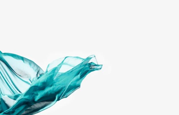 Concept de soie élégant avec espace copie