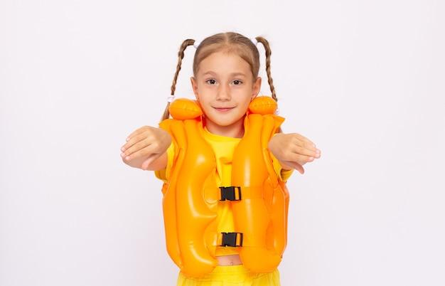 Concept de sports nautiques et enfants