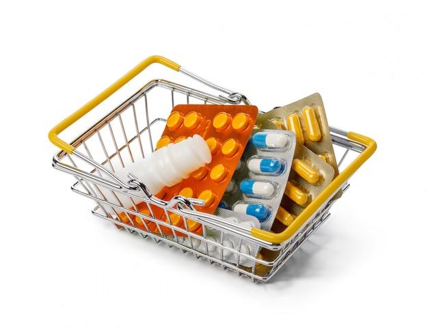 Concept de surface de thème médical, pharmacie.