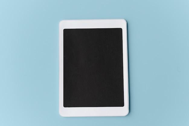 Concept de technologie de l'information de tablette numérique