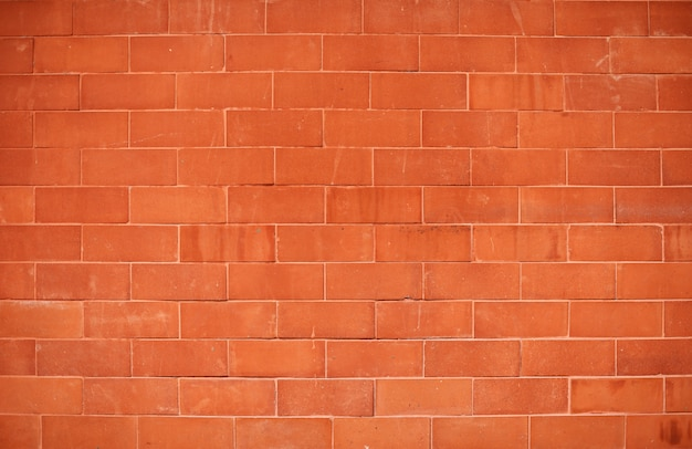 Concept de texture de fond d'écran de mur de brique