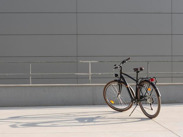 Concept de transport écologique