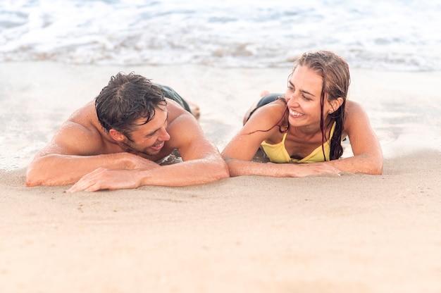Concept de vacances d'été en mer.