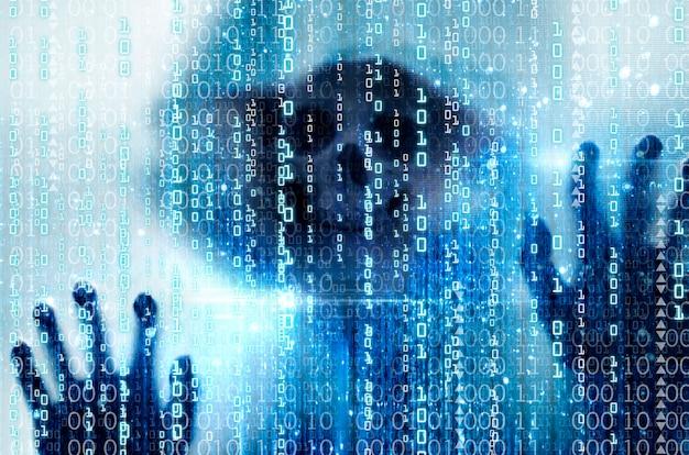 Concept de virus informatique