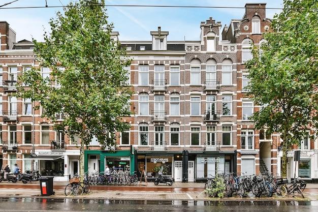 Conception de bâtiments résidentiels de luxe