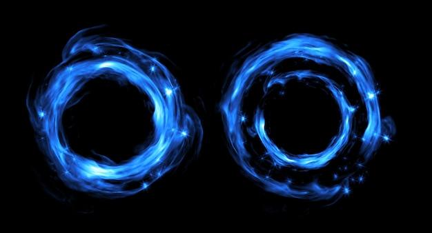 Conception de concept de feu avec illustration 3d d'étincelle