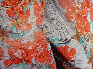 La conception de couleur pleine toile, abstrait