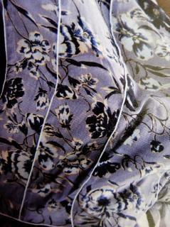 La conception de couleur pleine toile, modren, texture