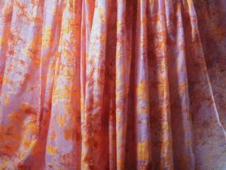 La conception de couleur pleine toile, des vêtements, de la texture
