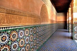 Conception du mur arabe