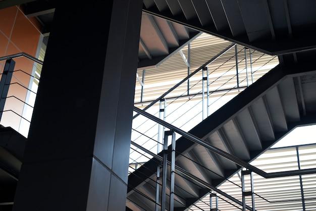 Conception de l'étage et de l'escalier des résidents