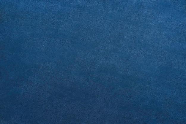 Conception de fond bleu lisse blanc