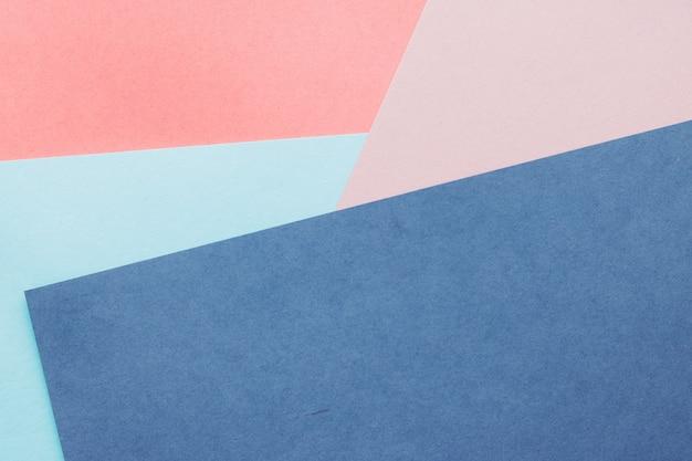 Conception graphique d'identité de marque et jeu de cartes de visite concept station de fond texturé papier vierge...