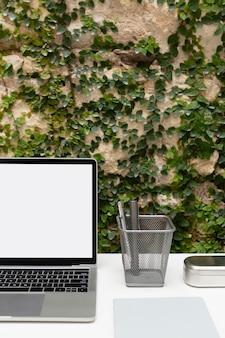 Conception minimale de l'espace de travail à domicile
