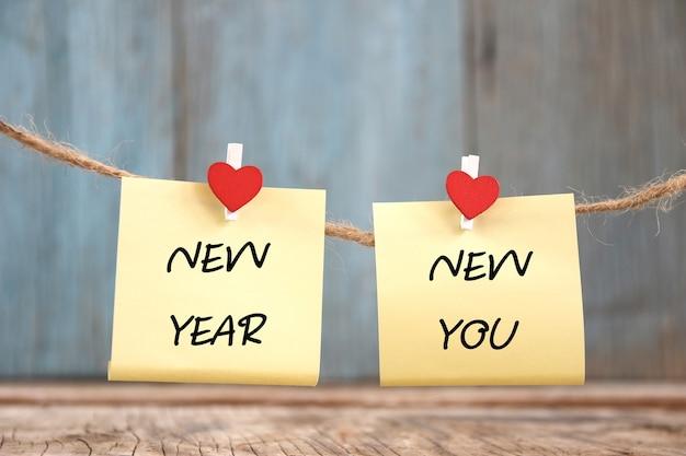 Conception de note de bonne année 2022 pour le fond