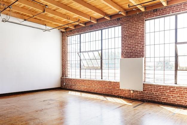Conception de salle de réunion intérieure contemporaine