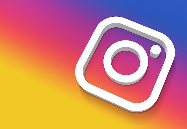 Conception simple de logo de médias sociaux