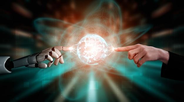 Conception de technologies d'exploration de données numériques et d'apprentissage automatique pour le cerveau de l'ordinateur.