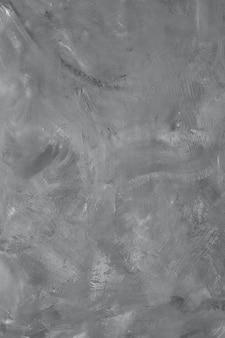 Conception verticale de fond de béton texturé gris