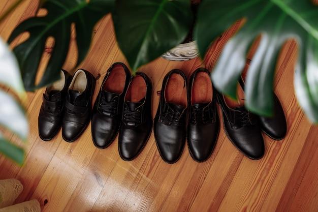 Concepts de chaussures pour hommes