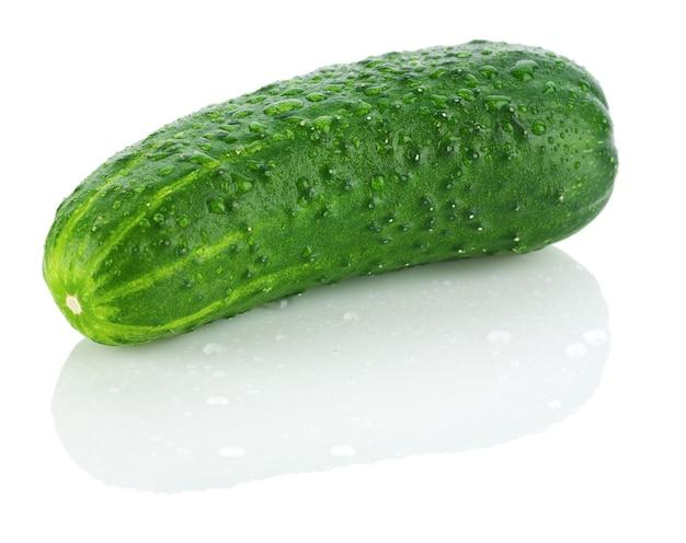 Concombre tombé unique
