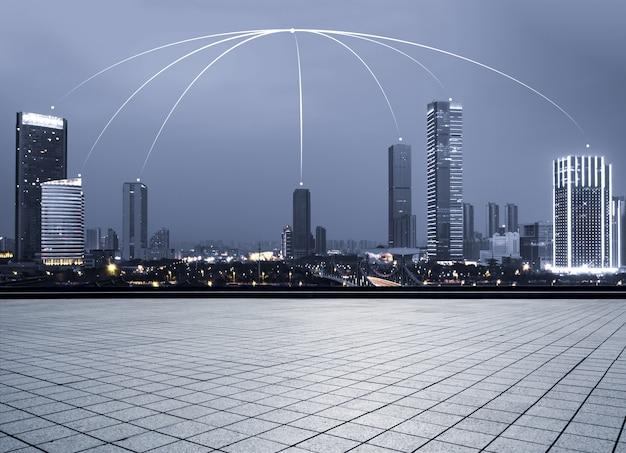 Concurrence computing ciel en perspective
