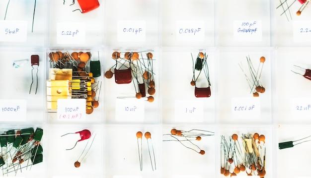 Condensateurs en céramique