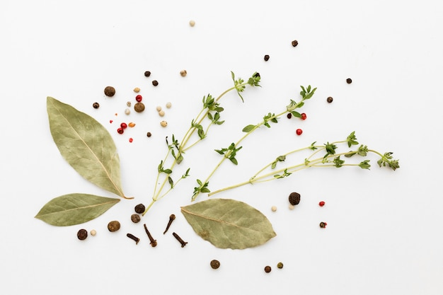 Condiments verts