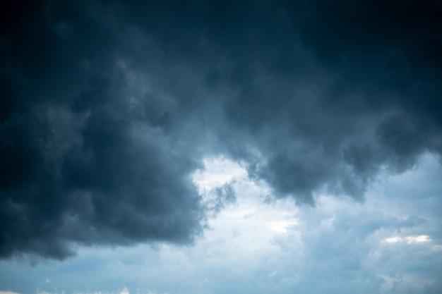 Des conditions météorologiques extrêmes.