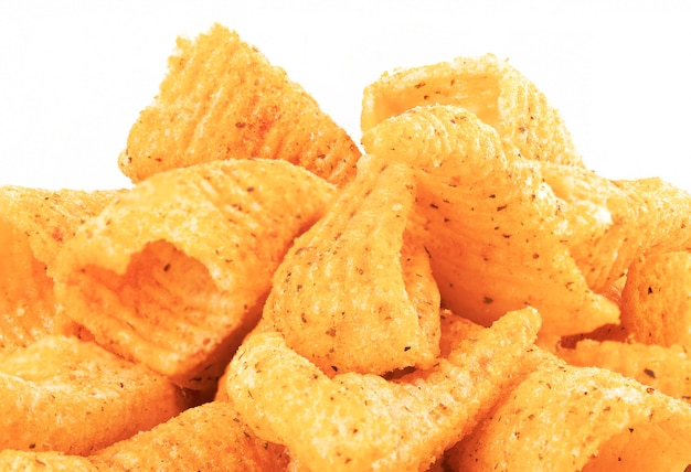 Cone chips gros plan haute résolution