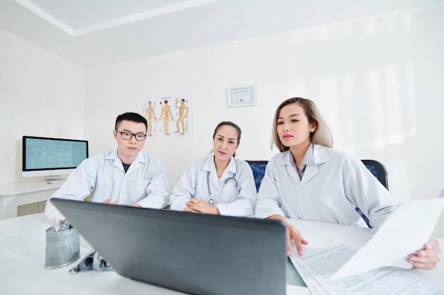 Conférence des médecins
