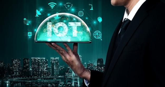 Connexion réseau et communication internet