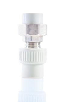 Connexion de tuyau isolée