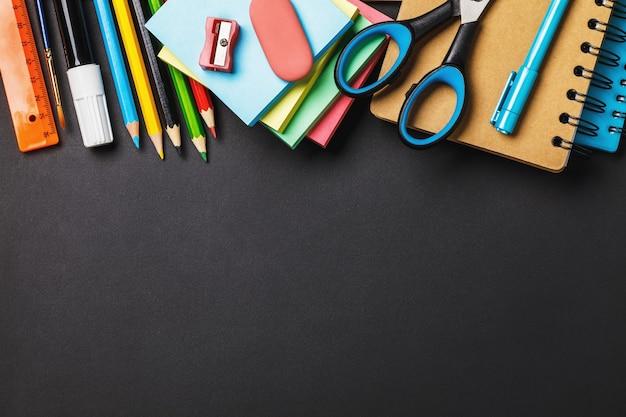 Conseil avec fournitures scolaires