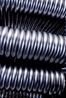 Construction de tuyaux métalliques