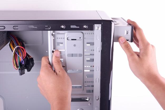 Construire un cd informatique