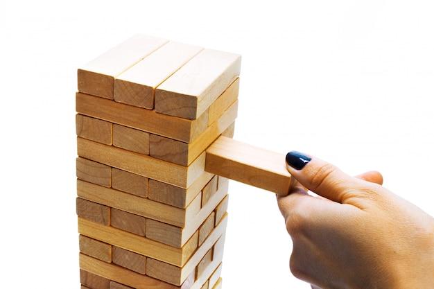 Construire des jeux d'effondrement